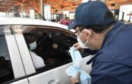 """SNS inicia jornada """"Ruta Comunitaria en Salud"""", con entrega de mascarillas para prevención COVID-19"""